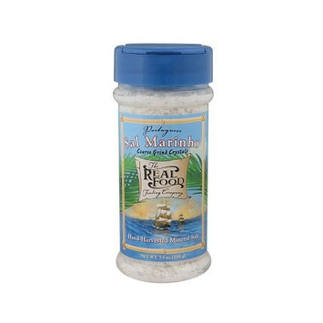 Funfresh Foods Salt, Portuguese Sea, 7.3 Oz (Pack of 2)