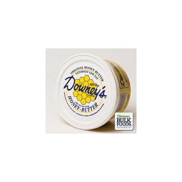 Downey's Original Honey Butter - 7.5 Oz. Tub ~ Naturally Low Fat