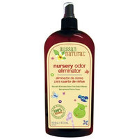 Aussan Natural Odor Eliminator Nursery 16 oz. (Pack of 6)