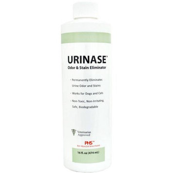 Pet Health Solutions Urinase Odor & Stain Eliminator (16 oz)