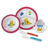 Kids Preferred Spot 5 Piece Feeding Set