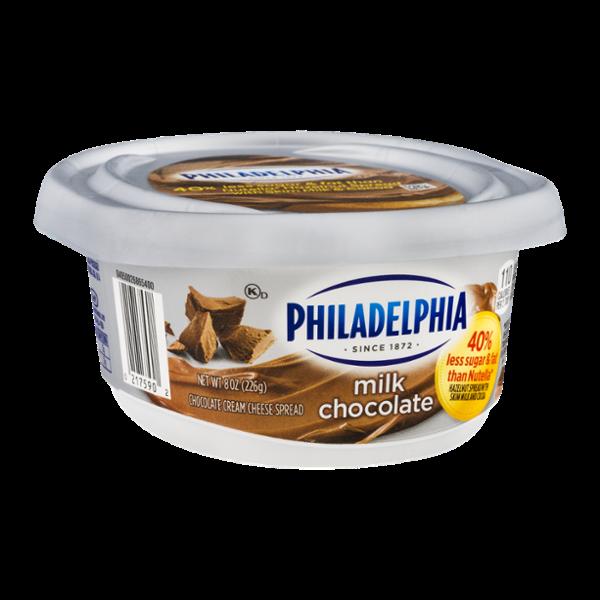 Philadelphia Cream Cheese Milk Chocolate
