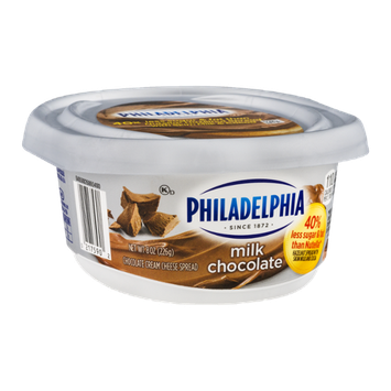 Philadelphia Cream Cheese Milk Chocolate