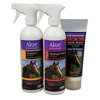Durvet Aloe Advantage 3-Step Matrix Wound Care System