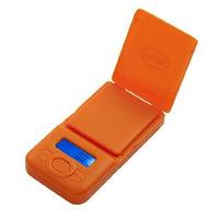 American Weigh Scale V2-600 Digital Pocket Scale, Orange, 600 X 0.1 G