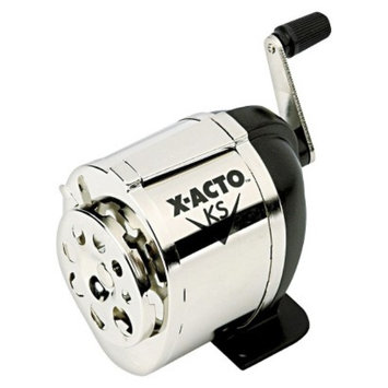 X-Acto X-ACTO Table or Wall Mounted Manual Pencil Sharpener