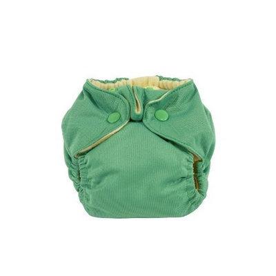 Kissaluvs Kissa's Newborn All-In-One Diaper, Green