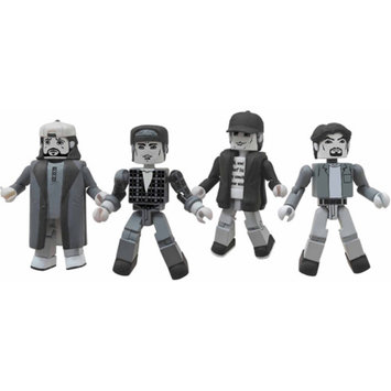 Diamond Selects Toys Diamond Select Toys Clerks Minimates 20th Anniversary B & W Box Set