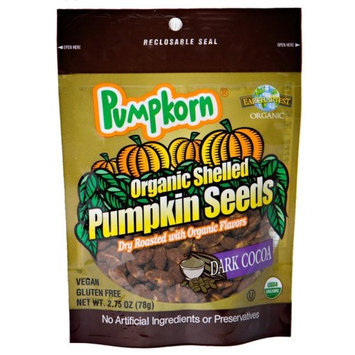 Pumpkorn Dark Cocoa, 2.75 Pouch (Pack of 12)