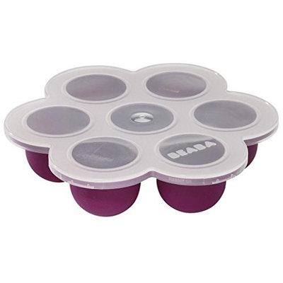 Beaba Multiportion Freezer Tray In Purple