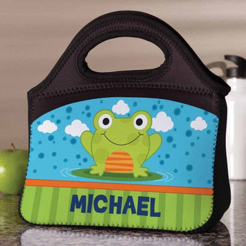 Generic Personalized Sweet Frog Lunch Bag