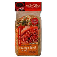 Frontier Soups Hearty Meals Indiana Harvest Sausage Lentil Soup, 16-Ounce Bags (Pack of 4)