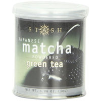 Stash Tea Japanese Matcha Powdered Green Tea, 1.06 Ounce Tin