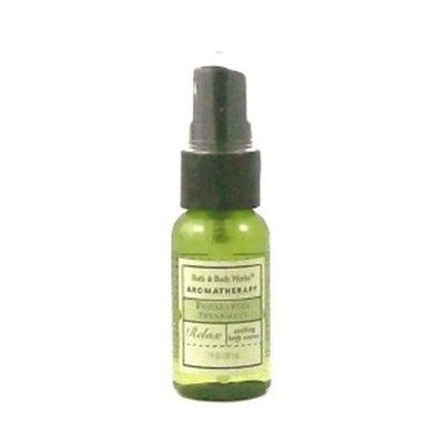 Bath Body Works Bath and Body Works Aromatherapy EUCALYPTUS SPEARMINT Relax Soothing Body Essence 1 fl oz