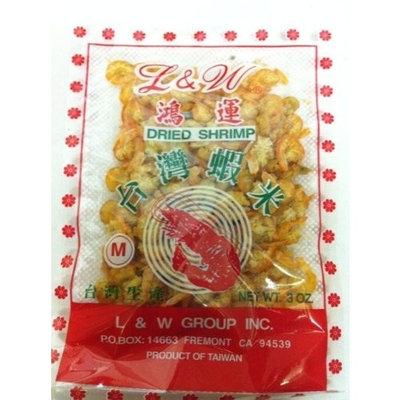 L W L&w Brand Dried Shrimp