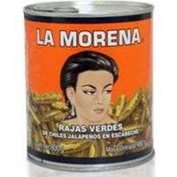 La Morena Sliced Jalapenos 13 oz