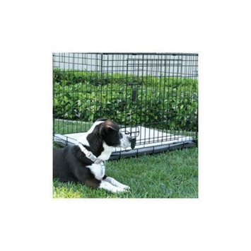 Animated Pet Dog Crate Pad for MidWest Life Stages 1-Door Crate Depth: 36