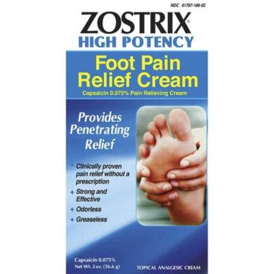 Zostrix Diabetic Foot Pain Cream