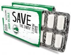 Save the Earth Gum/Mints