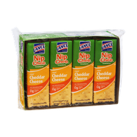 Lance Fresh Real Cheddar Cheese Nip Chee Crackers