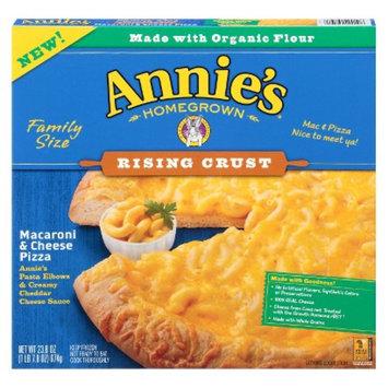 Annie's® Homegrown Rising Crust Macaroni & Cheese Pizza