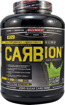 ALLMAX Nutrition Carbion Plus Key Lime Cherry 5 lbs
