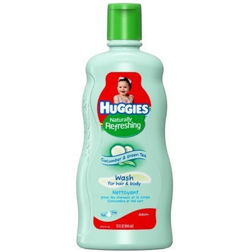 Huggies® Naturally Refreshing Green Tea & Cucumber Naturally Refreshing Wash