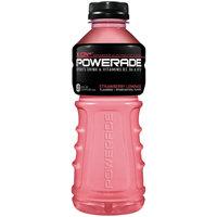 Powerade Strawberry Lemonade Ion4 20 Oz