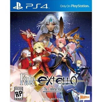 Marvelous Usa, Inc. Fate/Extella: Umbral Star Playstation 4 [PS4]