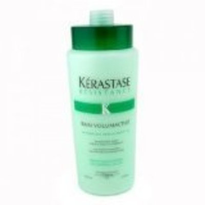 Resistance Bain Volumactive Shampoo ( Fine & Vulnerable Hair ) - Kerastase - Resistance - 1000ml/34oz