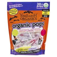 YummyFun Yummy Earth Organic Lolli Pops 7.4 oz