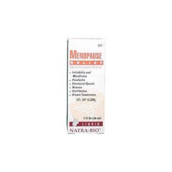 Natra-bio Natrabio Menopause Relief, 1 Ounce