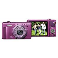 Olympus Digital Camera VR-340 Purple