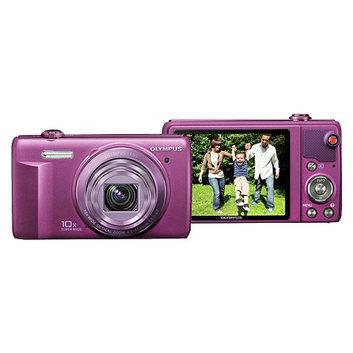 Olympus Digital Camera VR-340 Purple