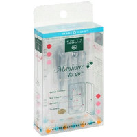 Earth Therapeutics Mani + Cure Manicure To Go Set, 1 Set (Pack of 3)