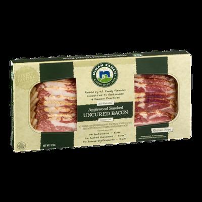 Niman Ranch Applewood Smoked Uncured Bacon