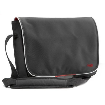 Juvo Products DB101 Active Day Bag, Black/Red/White