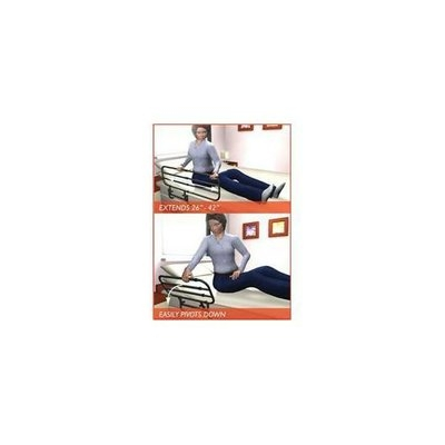 Complete Medical Supplies 2022 EZ Adjust Fold Down Bed Rail