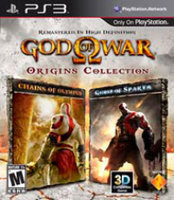 Sony Computer Entertainment God of War: Origins Collection