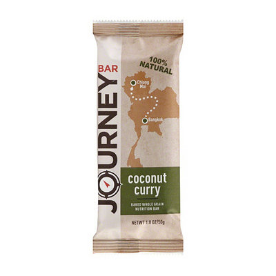Journey Bar Coconut Curry Nutrition Bars
