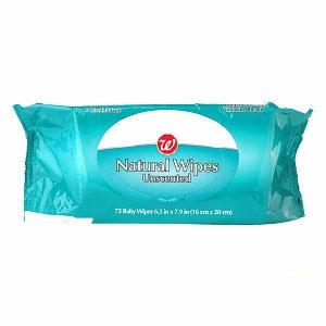 Walgreens Naturals Baby Wipes