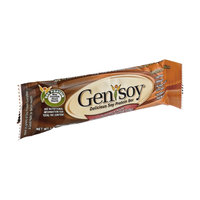 Genisoy Southern Style Chunky Peanut Butter Fudge Soy Protein Bar