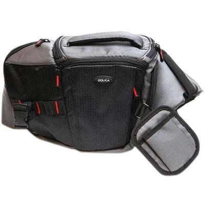 Dolica Professional DSLR/ Mirrorless ILC Sling Bag, Black/Gray
