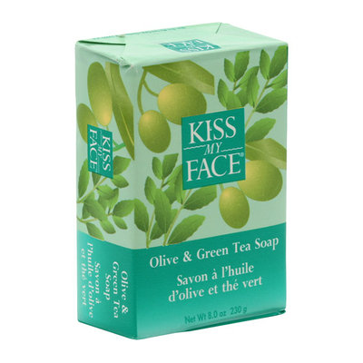 Kiss My Face Corp. Kiss My Face Bar Soap Olive and Green Tea 8 oz