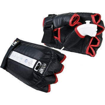 CTA WI-KBG Nintendo Wii Knockout Boxing Gloves