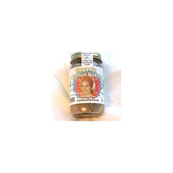 Living Tree Community Foods Organic Walnut Butter - 16oz