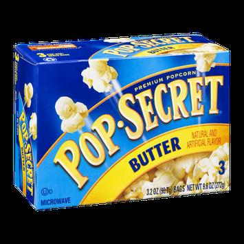 Pop-Secret® Butter Microwave Popcorn