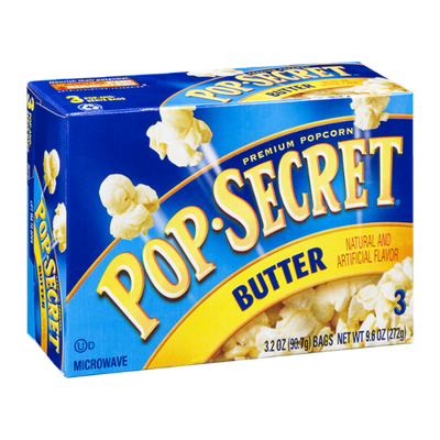 Pop-Secret® Butter Microwave Popcorn