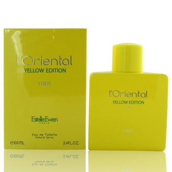 Estelle Ewen L'Oriental Yellow Edition