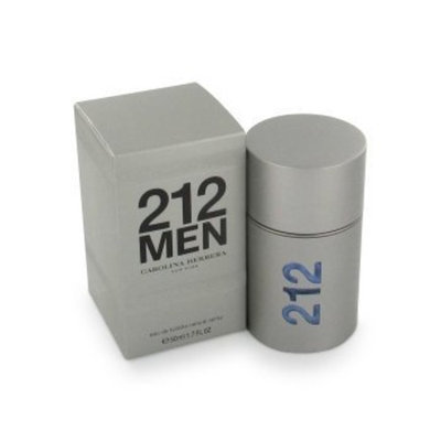 212 by Carolina Herrera for men 3.4 oz Eau De Toilette EDT Spray